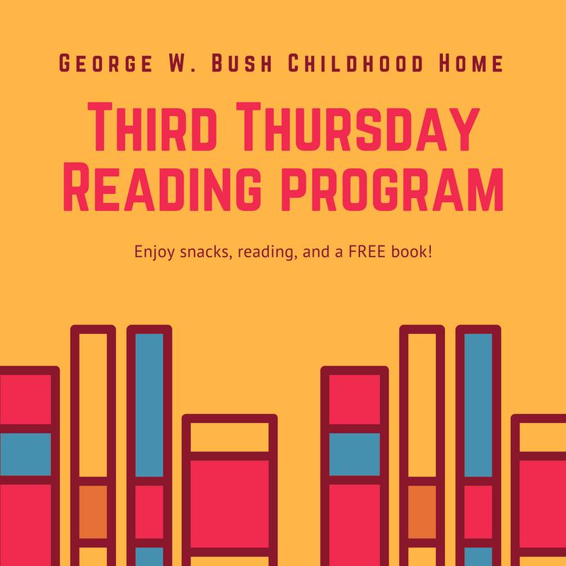 Third Thursday Reading Program