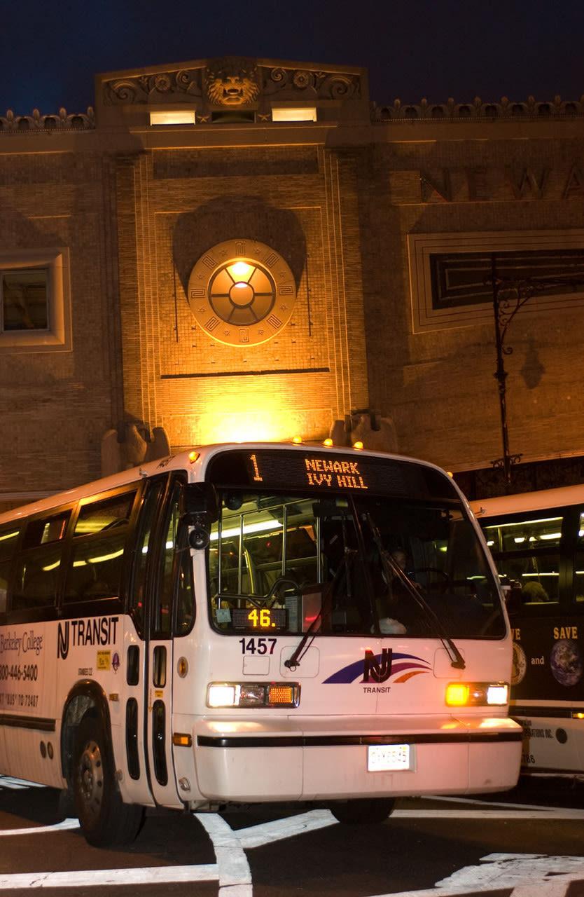 New Jersey Transit Corp