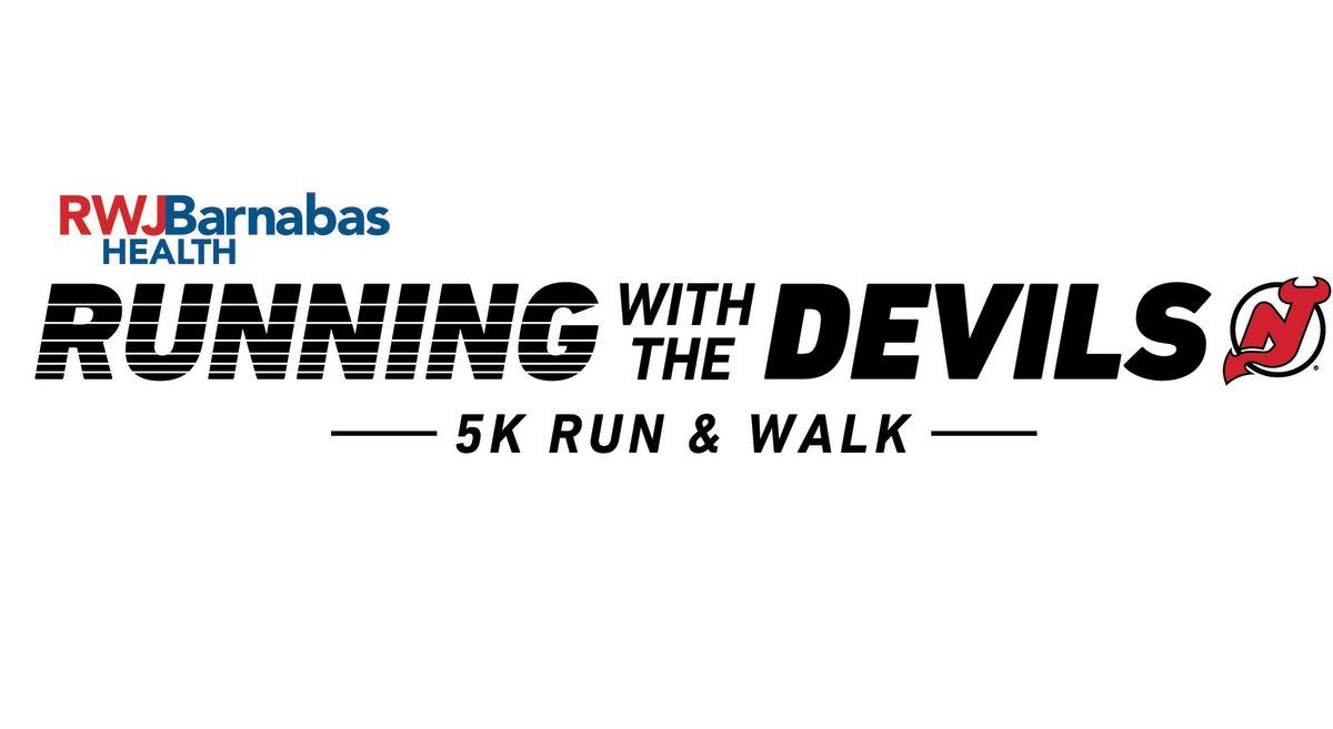 RWJBarnabas Health's: Running with the Devils 5k Run