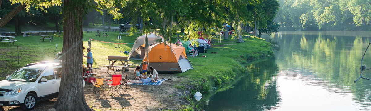 New Braunfels Camping >> Camp Huaco Springs New Braunfels