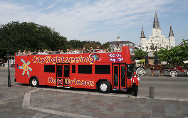 City Sightseeing Hop On Hop Off Tour