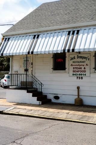 Jack Dempsey's