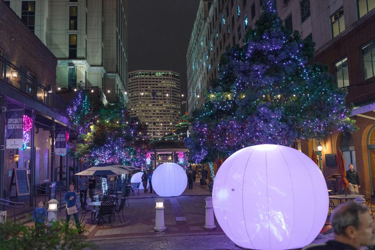 Fulton Street Christmas 2020 Miracle on Fulton Street   New Orleans
