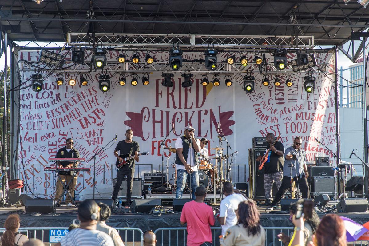 Fried Chicken Fest | New Orleans