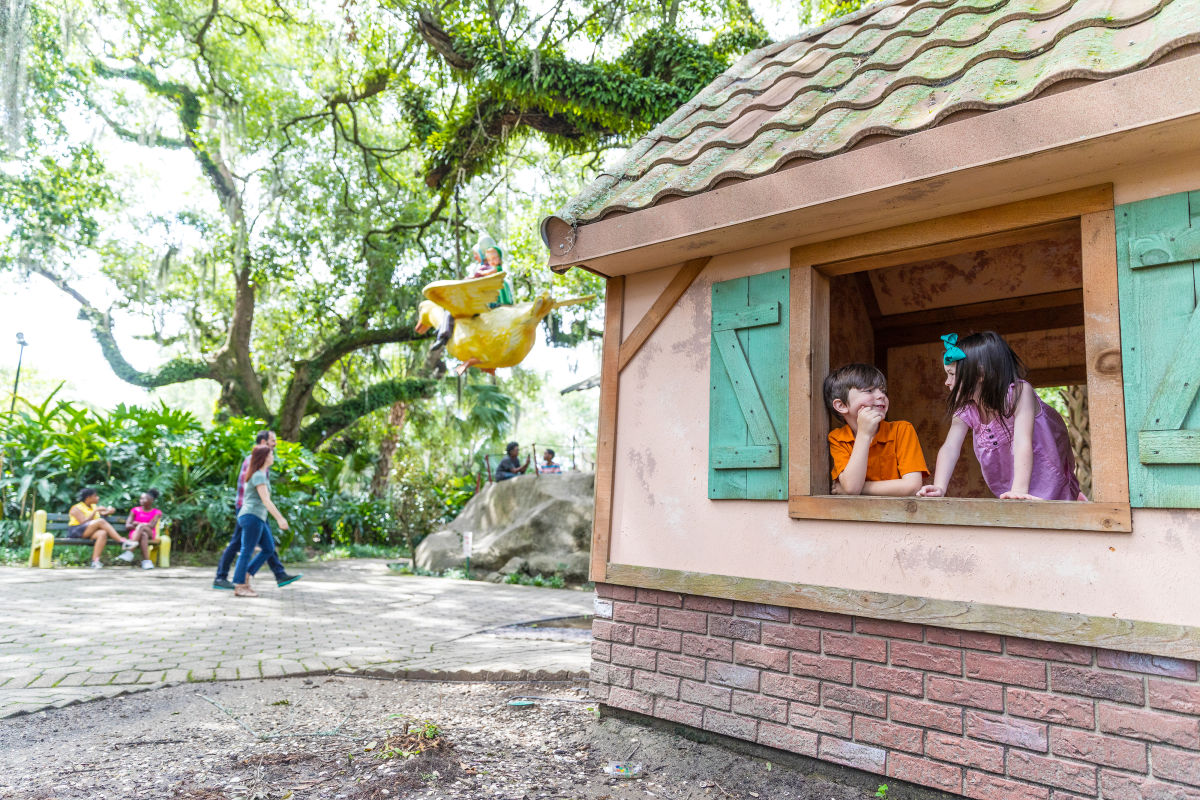 Storyland New Orleans Christmas 2021 Storyland