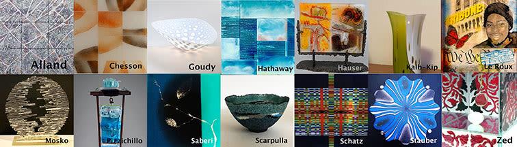 SiO2: A Fused Glass Showcase
