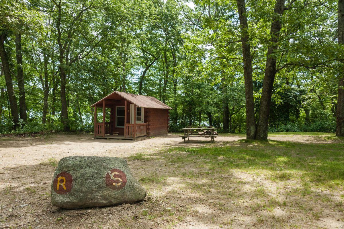Burlingame State Park & Campground | Charlestown, RI 02813