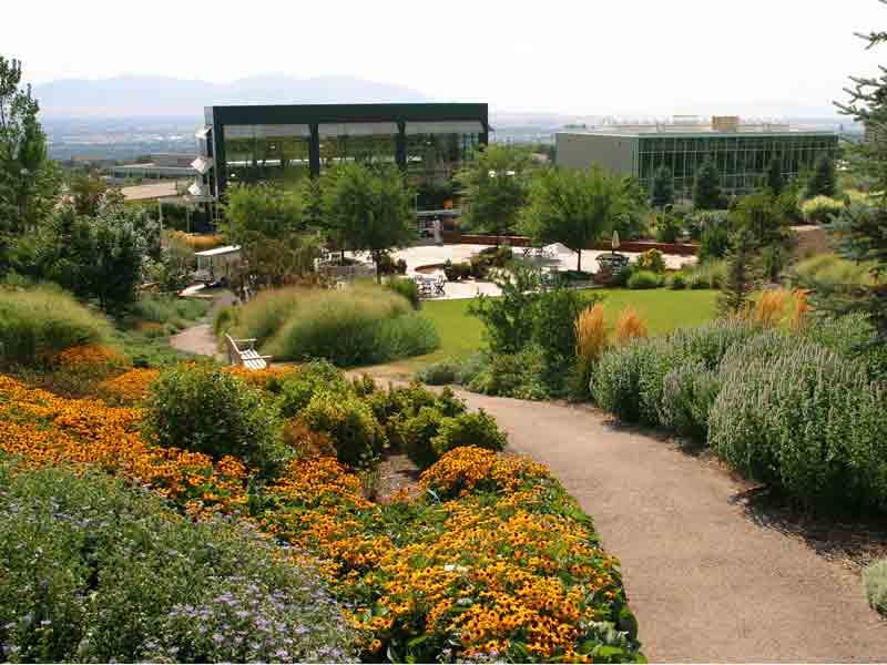 Red Butte Garden Utah S Botanical Garden Salt Lake City Ut 84108