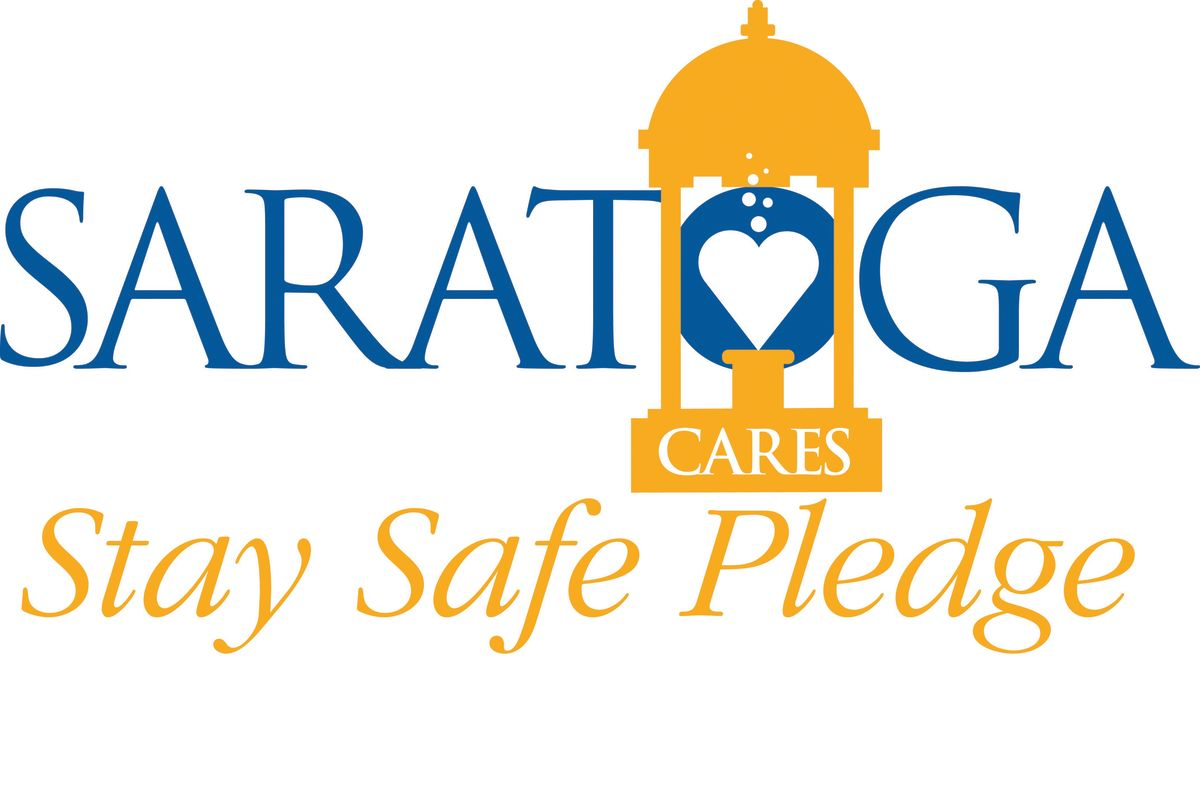 Saratoga Cares - Stay Safe Pledge