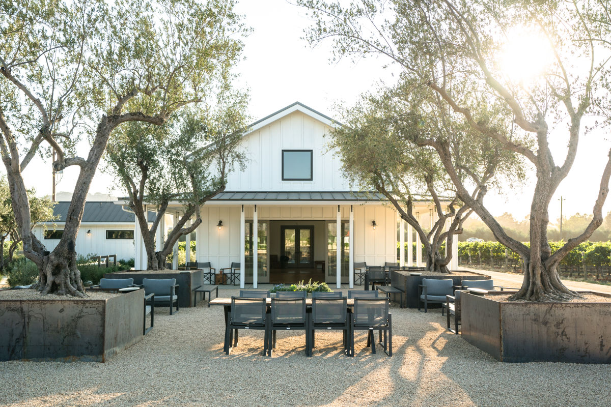 Biddle Ranch Vineyard House Tasting Room San Luis Obispo Ca 93401