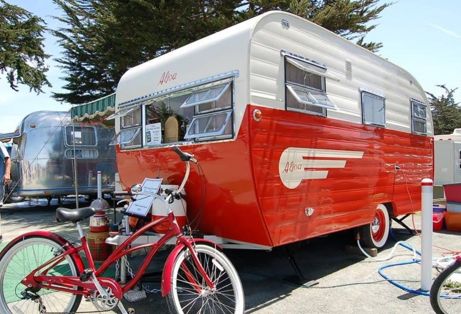 Pismo Vintage Trailer Rally