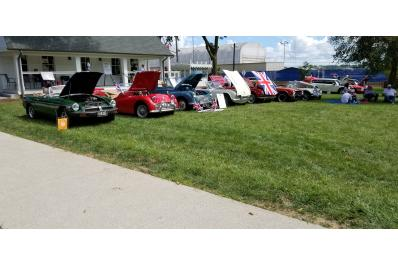 Car Show pictures