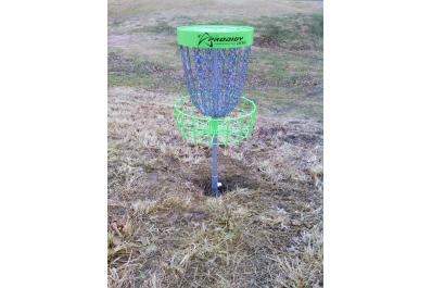 new albany disc golf course