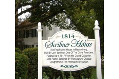 Scribner House Sign