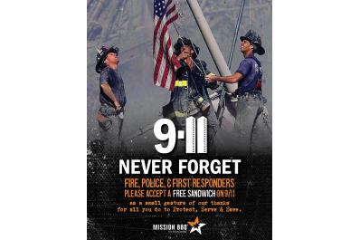 9-11 Never Forget | Clarksville, IN 47129