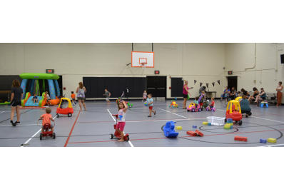 Wiggles & Giggles - Griffin Recreation Center