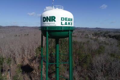 Deam Lake SRA