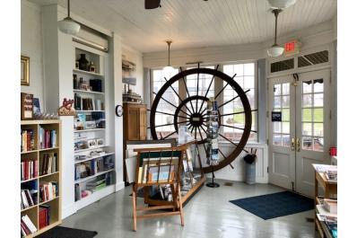 Our entrance/gift shop