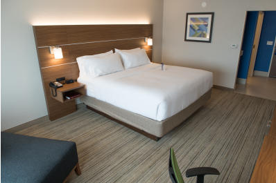 holiday inn express and suites 5