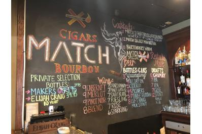 Match Cigar Bar