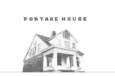 Portage House Before