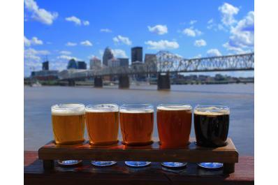 Buckhead Mountain Grill – Beer Flights w/ Louisville Skyline