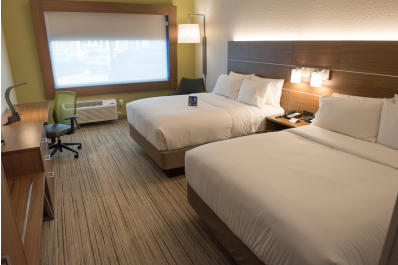 holiday inn express and suites 1