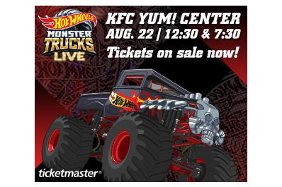 Hot Wheels Monster Trucks Live 12 30 Louisville Ky 40202