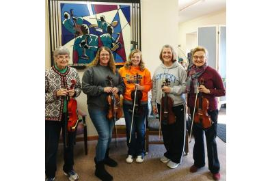 Adult Violin Class