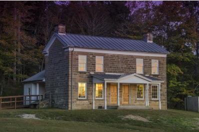 Rickenbaugh House
