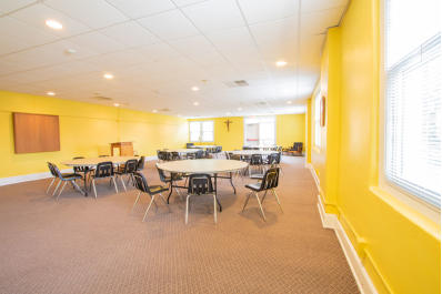 Meeting Space, Youth Center