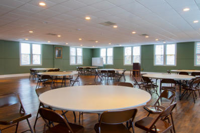 Meeting Space, St. Anthony Hall