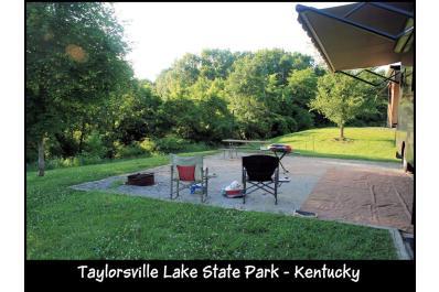 taylorsville state park