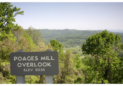 Blue Ridge Parkway Virginia Blue Ridge Mountains