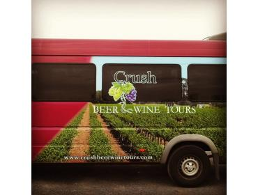 Crush Beer & Wine Tours