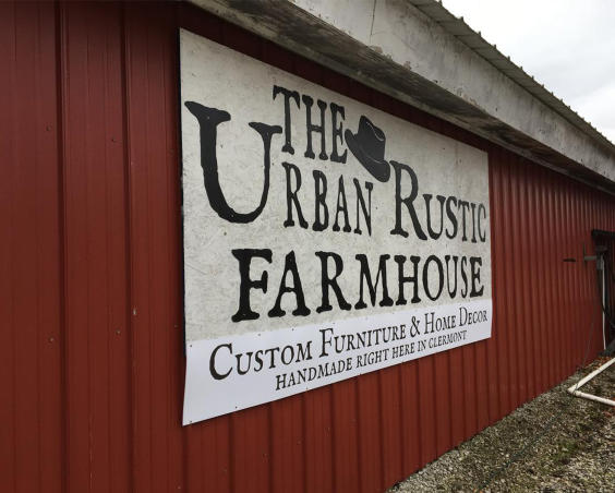 Urban Rustic Farmhouse - Exterior