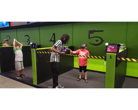 Press Play Gaming Lounge in Browsburg