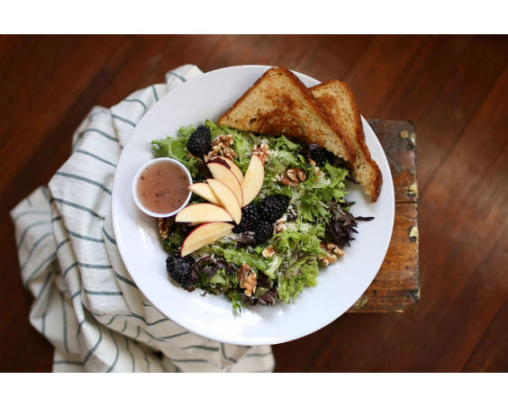 Bread Basket Cafe & Bakery - Lunch Salad