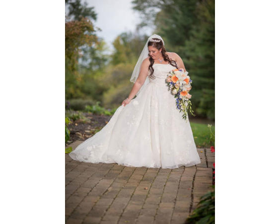 A Fitting Creation - Wedding Dress