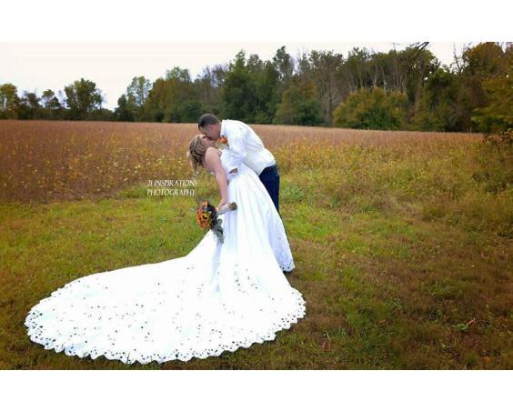 A Fitting Creation Wedding Dress