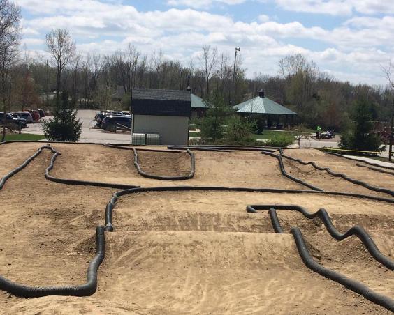 Avon Town Hall Park - RC Track