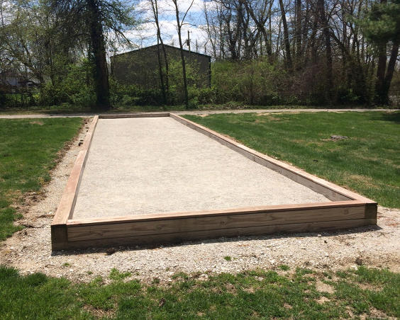 Avon Town Hall Park - Bocce Ball