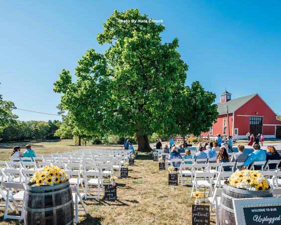 Avon Wedding Barn | Avon, Indiana