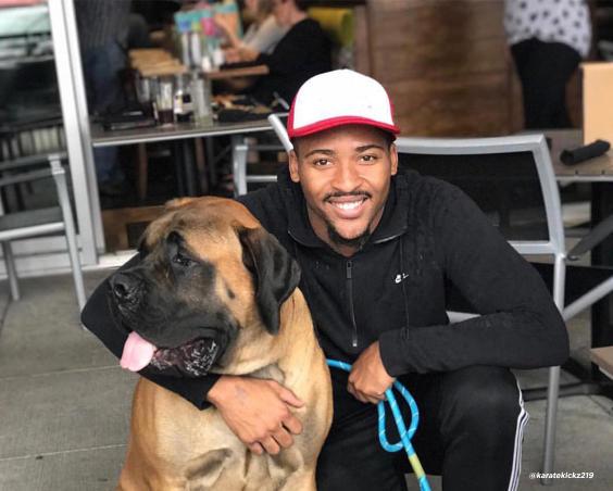 BRU Burger Bar Dog Friendly Patio