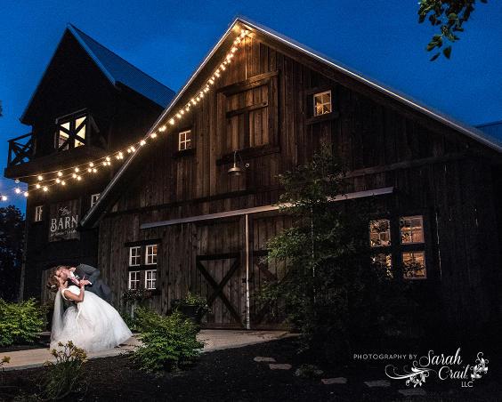 Barn at Kennedy Farm Wedding Venue