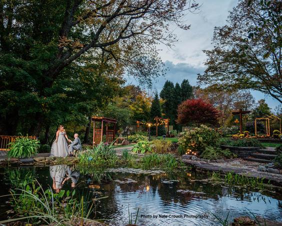 Avon Gardens | Wedding Photos