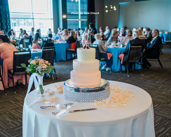 CRG Event Center Wedding Reception | Plainfield, Indiana