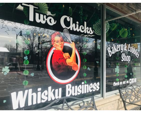 Two Chicks Whisky Business