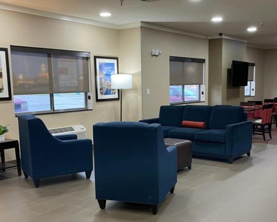 Comfort Inn Avon | Lobby