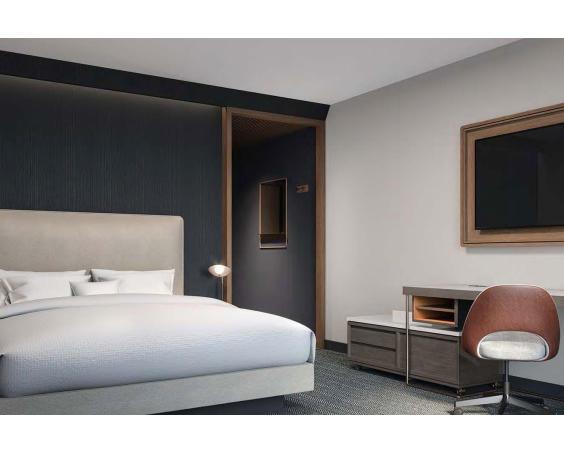 Courtyard by Marriott Plainfield | Hotel Room